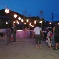 御崎シーサイド「納涼の夕べ 盆踊り大会」
