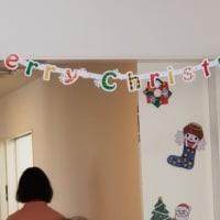 忘年会でなく、クリスマスでした?・・(^_^)