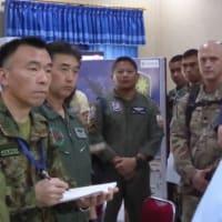インドネシアに国際緊急援助隊を派遣
