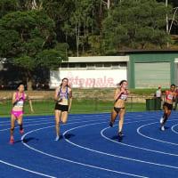陸上・日本選手権2020(女子800m)
