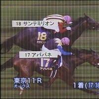 第71回優駿牝馬 G1史上初の1着同着!