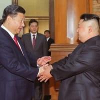 """""""4者構図""""の朝鮮半島平和プロセスへ…重要になった韓中協力"""