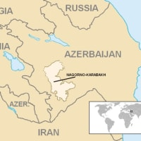 アルメニアvsアゼルバイジャンの紛争も一段落した様だ