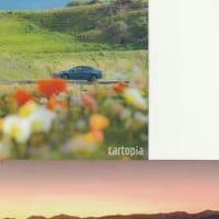 番外 スバルcartopiaポストカード