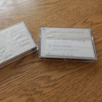 カセットテープの誘惑