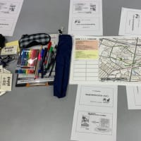 「みんなでバリアフリーマップを作ろうin府中」(第3回目・中河原駅周辺)無事終了しました