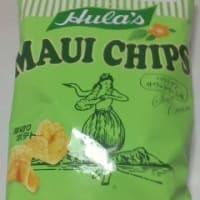 ソシオ工房 マウイチップス マウイオニオン味・ハワイアンサワークリーム味