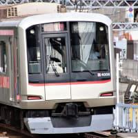 中目黒駅で撮り鉄