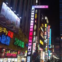 新宿歌舞伎町食べ飲み歩き/蔵出し旅行記