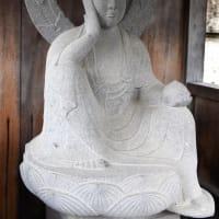 美篶下川手公民館の佉羅陀山地蔵尊(文政12年)