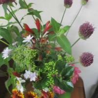 花飾り&キミの名は
