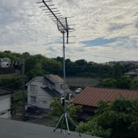横浜市青葉区荏田町で他社に「アンテナ受信不可」と言われた現場、なんだこのアンテナ工事業者