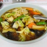 兆楽@渋谷 「広東麺」
