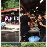 学校キャンプ