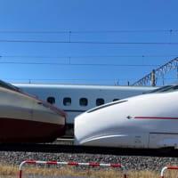 熊本市富合新幹線車両基地