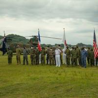 ☆初となるフランス陸軍との実動訓練 ジャンヌ・ダルク21開始