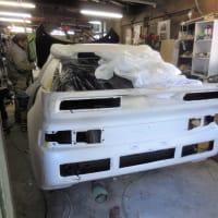 フォードRS200レプリカ、あと一歩で完成です!。