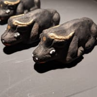 干支の丑(牛)作り③「牛御前の撫牛」その2