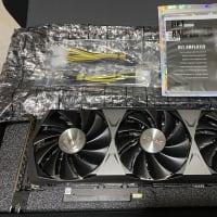 Geforce RTX 3080 搭載で つよつよ PCに