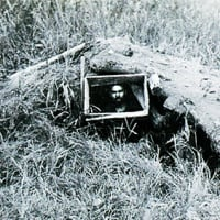 【20世紀初頭まで利用の竪穴住居 in 樺太】