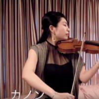 カノン 自由が丘大人の音楽教室 ヴァイオリン演奏 小寺里枝