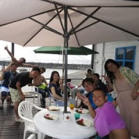 8月4日(日)HINANOツアーin 出雲!サダコにリベンジ!そして遺跡と、ビーチでマッタリ!