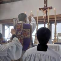 「天主に倣う者となれ。キリストがそうなさったように、私たちの為に犠牲として御自分を捧げたように、愛において歩め」2020年3月15日(主日)四旬節第3主日のミサ(東京)