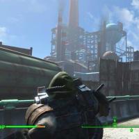 Fallout4を始めたよ!という話