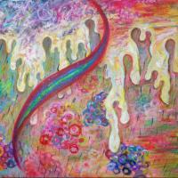 デッサンと抽象画~「平成が終わる」