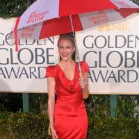キャメロン・ディアス @Golden Globe Awards~1/17