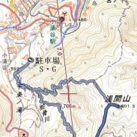 千条ノ滝~鷹巣山~浅間山
