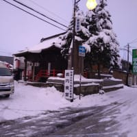 雪降る喜多方ラーメン🍜巡り~Yさま旅日記~