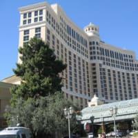 ラスベガスのホテル『ベラッジオ』には美女が集まる