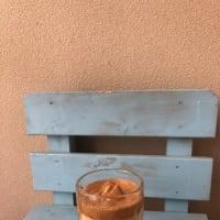 これが噂の「タルゴナコーヒー」