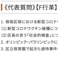 本日(6/14)から世田谷区議会第2回定例会が始まります。 「保坂展人さん個人ツイッターの問題」、事前解説をアップしましたのでご覧ください!