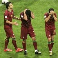 ポルトガル敗戦。「これが、若さか・・・」大人のサッカーフランス