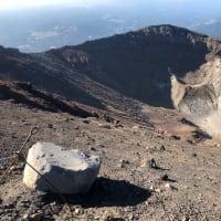 自分の足で高千穂峰を登る  その5  おしまい