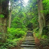 日光讃歌(65)信仰の地  「滝尾参道」