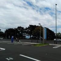 台風と病院