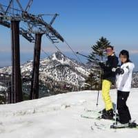 ★ 志賀高原(横手山・熊の湯)で春スキー