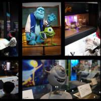 Pixarのひみつ展@名古屋市科学館