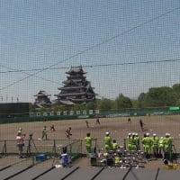 5/25 女子ソフトボール観戦
