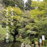 5月1日午前7時より皐月月次祭斎行いたします。