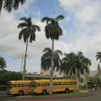 ハワイ名門プナホウスクールでサマースクールの責任者とミーティング!