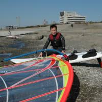 windsurfin の回想
