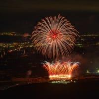 丹城翁百十五年祭大花火大会