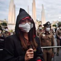 タイ  新型コロナ沈静化で再開する反政府抗議行動 政権は非常事態宣言継続で封じ込め狙う