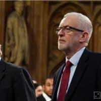 """イギリスEU離脱の新合意 """"見通しがやや改善した""""といったころか まずは明日の議会承認"""