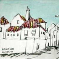 1864. ペニシェの町角