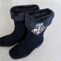 冬期用の靴